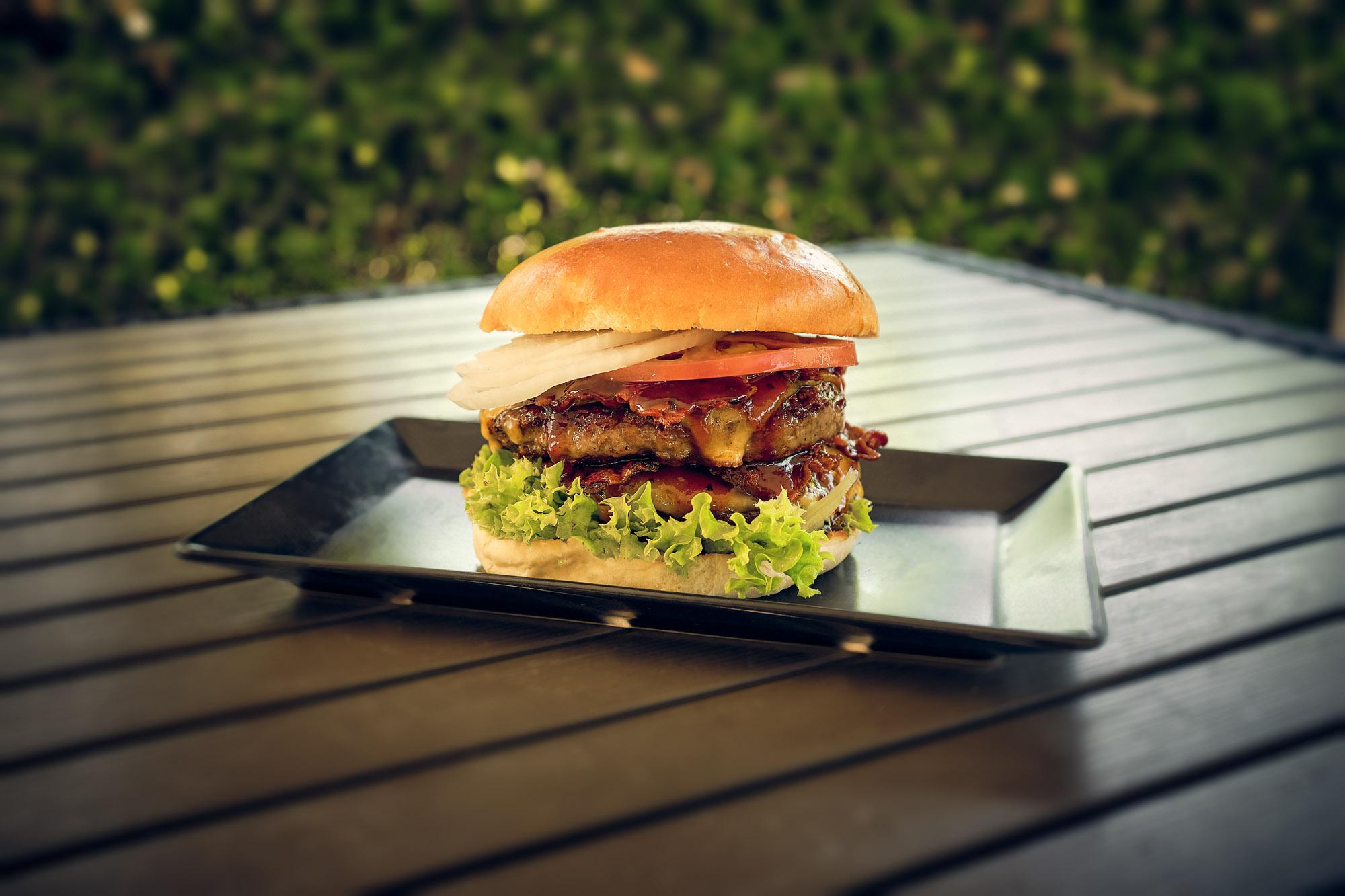 Worlds Best Burger